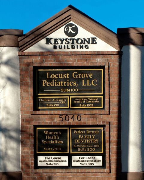 Locust Grove Sign