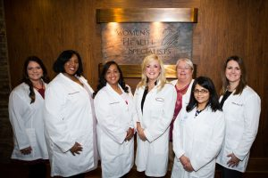 Doctors Staff Womens Health Specialists